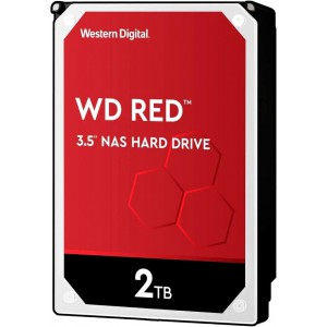 Жесткий диск 2Tb WD Red WD20EFAX
