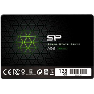 Диск SSD 25 128 GB Silicon Power A56 SP128GBSS3A56B25