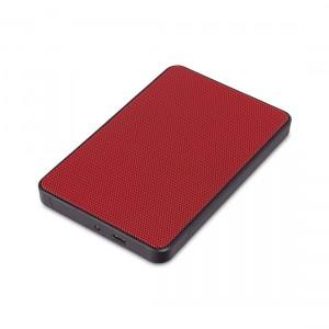 Внешний корпус для HDD 25 SATA USB30/USB-C X-Game MR25TC Red