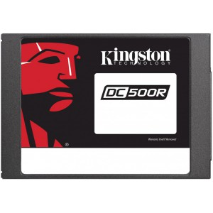 Диск SSD 25 384Tb Kingston DC500R SEDC500R/3840G