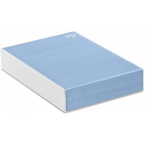 Внешний HDD 25 1Tb Seagate One Touch STKB1000402 Light Blue