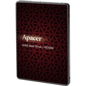 Диск SSD 25 1TB Apacer Panther AS350X AP1TBAS350XR-1