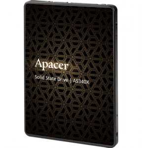 Диск SSD 25  960GB Apacer Panther AS340X AP960GAS340XC-1
