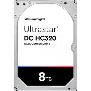 Жесткий диск 8Tb WD Ultrastar DC HC320 HUS728T8TALE6L4/0B36404