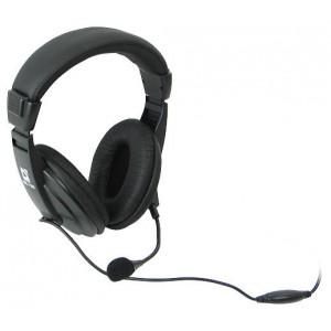 Наушники с микрофоном Defender Gryphon HN-750 Black