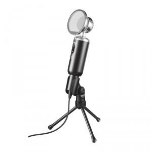 Микрофон Trust Madell Desk 21672 Black