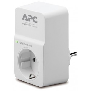 Сетевой фильтр APC PM1W-RS Essential SurgeArrest White