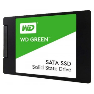 Диск SSD 25 120Gb WD GREEN WDS120G2G0A