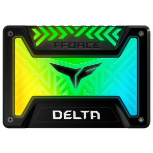 Диск SSD 25 250Gb Team Group T-FORCE DELTA RGB T253TR250G3C313