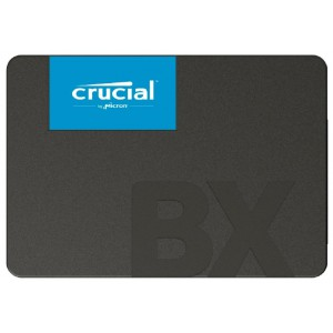 Диск SSD 25 120Gb Crucial BX500 CT120BX500SSD1