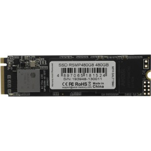 Диск SSD M2 PCI-E 480Gb AMD Radeon R5 R5MP480G8