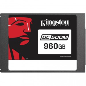 Диск SSD 25 960Gb Kingston DC500M SEDC500M/960G