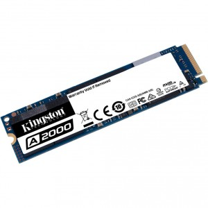Диск SSD M2 PCI-E 1Tb Kingston A2000 SA2000M8/1000G