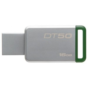 USB Flash drive 16Gb Kingston DataTraveler DT50/16GB Silver USB31