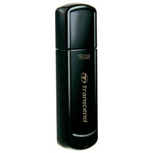 USB Flash drive 16Gb Transcend TS16GJF350