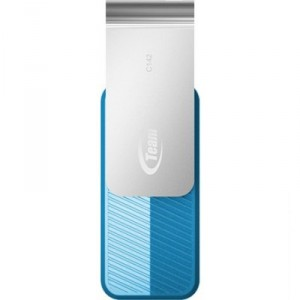 USB Flash drive 16Gb Team Group T142 TC14216GL01 Silver/Blue USB20