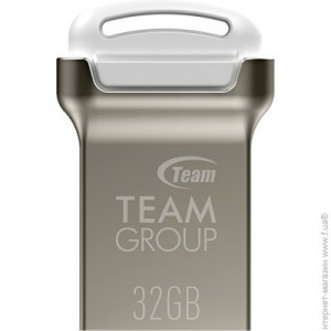 USB Flash drive 32Gb Team Group C161 TC16132GW01 Grey USB20