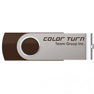 USB Flash drive 32Gb Team Group E902 TE90232GN01 Brown USB20