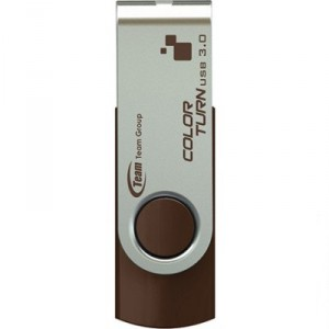 USB Flash drive 32Gb Team Group E902 TE902332GN01  Silver USB30
