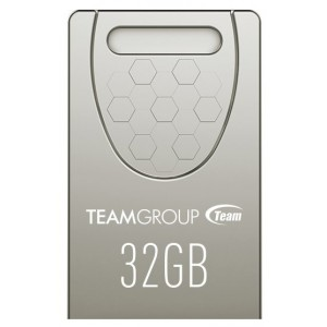 USB Flash drive 32Gb Team Group C156 TC15632GS01 Silver USB20