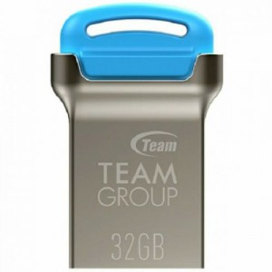 USB Flash drive 32Gb Team Group C161 TC16132GL01 Silver-Blue USB20