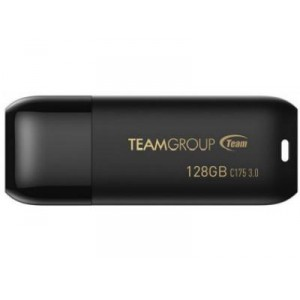 USB Flash drive 128Gb Team Group C175 C175 TC1753128GB Black USB 31