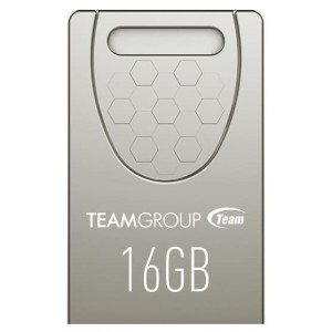 USB Flash drive 16Gb Team Group C156 TC15616GS0 Silver USB20