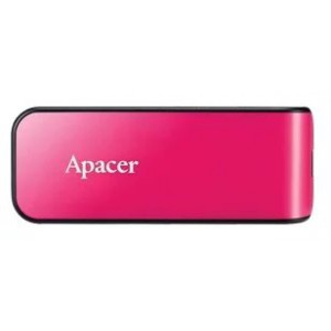 USB Flash drive 16Gb Apacer AH334 AP16GAH334P-1 USB20 Pink