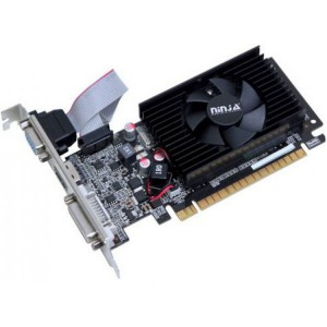Видеокарта GeForce Sinotex Ninja GT210 1Gb/64 DDR3 NK21NP013F