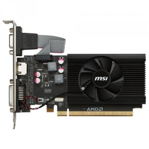 Видеокарта MSI R7 240 R7 240 1GD3 64b LP
