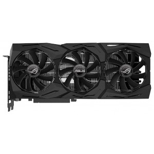 Видеокарта ASUS STRIX RTX 2080 ROG-STRIX RTX2080-8G-GAMING