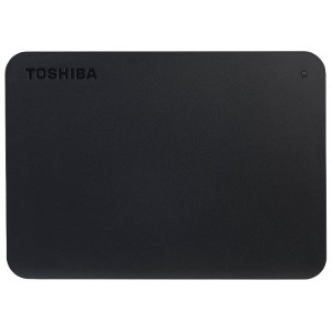 Внешний HDD 500Gb TOSHIBA HDTB405EK3AA Black